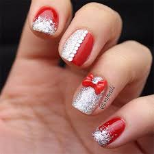 12 christmas 3d nail art designs ideas trends u0026 stickers 2014