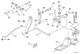 remote control adapter kit 8 9 9 211cc 4 stroke remote