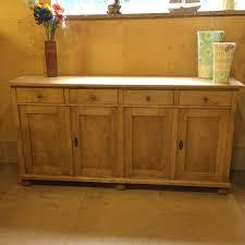 Old Pine Furniture Antique Pine Sideboard Dresser Base 4 Door Owen Pine U0026 Oak Furniture