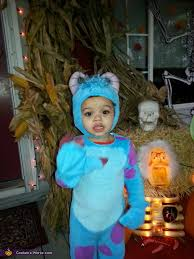 Sully Monsters Halloween Costume Monsters Costume