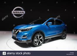 qashqai nissan 2018 new 2018 facelift design of nissan qashqai at 87th geneva stock