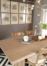 dining room and kitchen combined ideas reveal orc week 6 combined living dining makeover pink