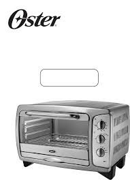How To Use Oster Toaster Oven Oster Oven 6056 User Guide Manualsonline Com