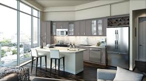 Custom Kitchen Cabinets Dallas Three Uptown Dallas Kitchens We U0027re Obsessing Over Apartments Com