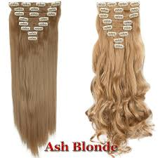 hair pieces for women uk women full ombre clip in hair extensions 8 pieces full head
