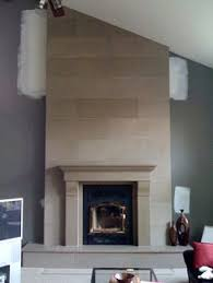 Concrete For Fireplace by Concrete Is Naturally Stable U2013 Even In The Heated Environment