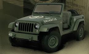 jeep willys 2016 jeep celebrates 75 years with wwii willys overland tribute concept