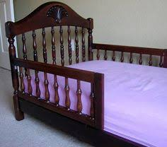 How To Change A Crib Into A Toddler Bed by Diy Old Crib Into Toddler Bed Do It Yourself Divas Toddler