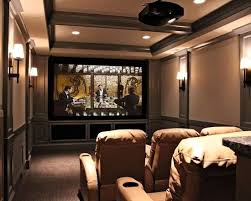 Best Media Rooms Images On Pinterest Cinema Room Movie Rooms - Home media room designs