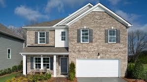 Garage Doors Charlotte Nc by Caldwell Farms New Homes In Charlotte Nc 28213 Calatlantic Homes