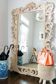 Entry Way Decor Ideas Best 25 Entry Mirror Ideas On Pinterest Front Entrance Ways