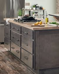 kitchen cabinets gray stain wolf hanover gray stain kitchen cabinets factory direct price