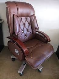 recliner office chair at rs 13000 piece reclining chair id