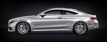 amg c class performance coupe mercedes