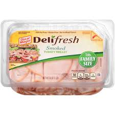 fresh breast oscar mayer deli fresh smoked turkey breast from osco