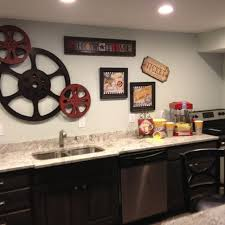 How To Decorate Home Theater Room Theater Room Snack Bar Home Ideas Sam You Need To Do This In