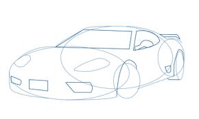 how to draw a ferrari u2013 sketchbook challenge 30 sketchbooknation com