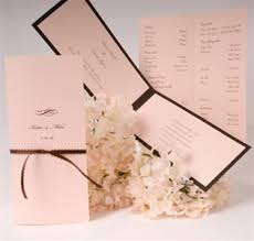 wedding programs diy diy wedding ceremony program booklet new york city nyc