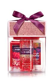 Bath And Body Gift Sets A Thousand Wishes Petite Treats Gift Set Signature Collection