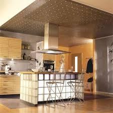 brique de verre cuisine saverbat exemple de réalisation bar en briques de verre