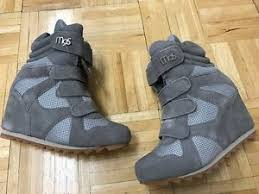 s boots size 9 mos copenhagen s boots suede mesh size 9 and 9 1 2