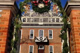 christmas in greater williamsburg virginia