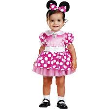 Baby Halloween Costumes 3 6 Months Minnie Mouse Infant Halloween Costume Size 12 18 Months