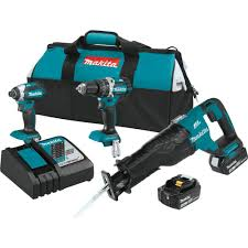 makita black friday home depot makita 18 volt lxt lithium ion brushless cordless combo kit 3