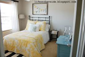 yellow gray bedroom yellow gray curtains with garden