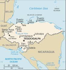 america map honduras honduras map driving directions and maps