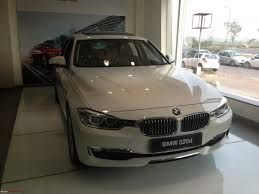 bmw 320d price on road my bmw 320d luxury line team bhp