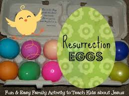 easter resurrection eggs easy family activity resurrection eggs day2day joys