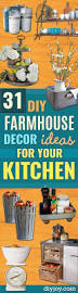 31 diy farmhouse decor ideas for your kitchen furniture paint