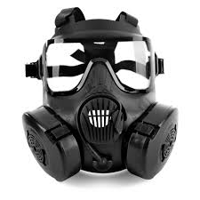 halloween 4 mask ebay military style gas mask horror hall gothic cheap halloween props