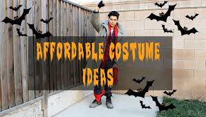 affordable halloween costume ideas for men using thrifted items