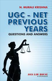 buy ugc net previous years questions and answers law book online