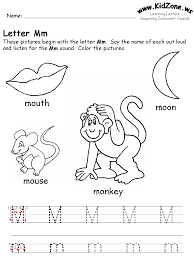 collection of solutions letter m worksheets preschool also summary