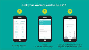 to my card my watsons android apps on play