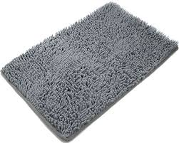Silver Bath Rugs Best Non Slip Bath Shower Mats Rugs For Elderly Seniors