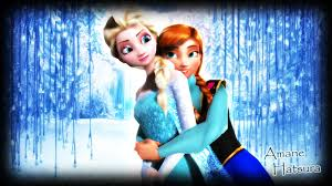 frozen wallpaper elsa and anna sisters forever mmd sisters by amanehatsura on deviantart