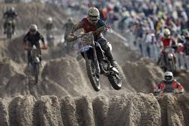 motocross racing beach racing in england
