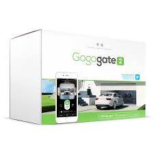 garage door opens by itself amazon com gogogate 2 open and close your garage door remotely