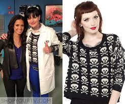 Abby Ncis Halloween Costume Shop Tv Ncis Season 10 Episode 16 Abby U0027s Skull Sweater