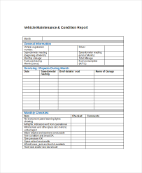 fuel report template maintenance report template fieldstation co