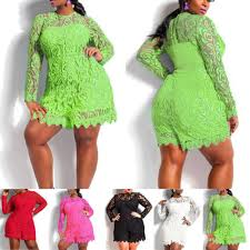 plus size crochet lace romper addicted2fashion