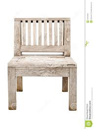 Vintage Wooden Chair Vintage Old Wooden Chair Isolated On White Background Stock Photo