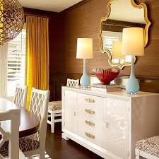 Blue And Gold Home Decor Blue And Gold Hollywood Regency Bedroom Design Ideas