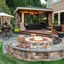 Ideas For Backyard Privacy by Ideas For Backyard Patio U2013 Smashingplates Us