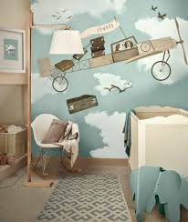 babyzimmer wandgestaltung ideen die besten 25 wandgestaltung kinderzimmer ideen auf