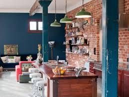 kitchn hanging kitchen cabinets on brick walls kitchen decoration